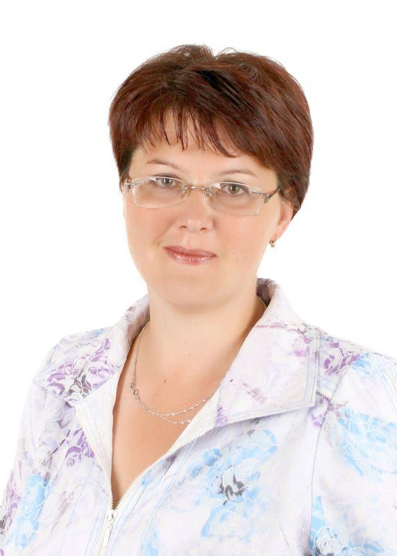 Горшкова Анна Алімівна